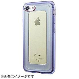 坂本ラヂヲ iPhone 7用 GRAMAS COLORS GEMS Hybrid Case シトリン イエロー×パープル CHC466YL
