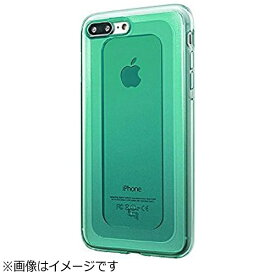 坂本ラヂヲ iPhone 7 Plus用 GRAMAS COLORS GEMS Hybrid Case エメラルド グリーン CHC476PGR