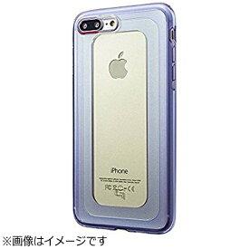 坂本ラヂヲ iPhone 7 Plus用 GRAMAS COLORS GEMS Hybrid Case シトリン イエロー×パープル CHC476PYL