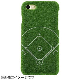 AGリミテッド Ag Ltd iPhone 7用 Shibaful Sport fever pitch Dream Field 野球 AGSSPIP702