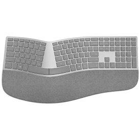 マイクロソフト Microsoft 3RA-00021 キーボード Surface Ergonomic Keyboard [Bluetooth /ワイヤレス][サーフェス キーボード 3RA00021]
