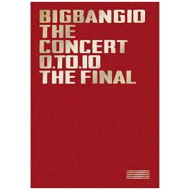 エイベックス・ピクチャーズ avex pictures BIGBANG/BIGBANG10 THE CONCERT : 0.TO.10 -THE FINAL- -DELUXE EDITION- 初回生産限定 【ブルーレイ ソフト】