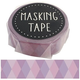 ワールドクラフト world craft マスキングテープ キカガク W01-GMT-0003[W01GMT0003]