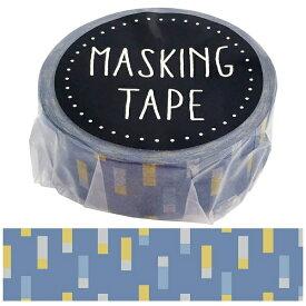 ワールドクラフト world craft マスキングテープ キカガクGB W01-GMT-0006[W01GMT0006]