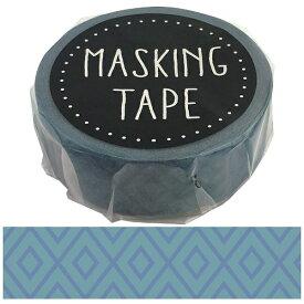ワールドクラフト world craft マスキングテープ キカガクLB W01-GMT-0007[W01GMT0007]