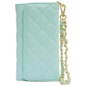 FOX スマートフォン用[幅 75mm/5インチ] Multi book case + Cristal ring stand ブルー/Normal TUTTI FRUTTI TU-MUCR-BLN