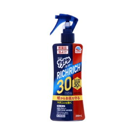 【第2類医薬品】 サラテクトミスト リッチリッチ30(200mL)【wtmedi】アース製薬