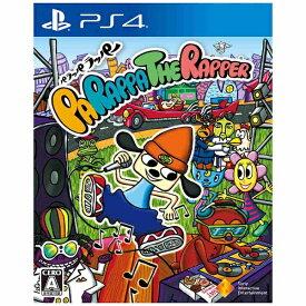 ソニーインタラクティブエンタテインメント Sony Interactive Entertainmen パラッパラッパー【PS4ゲームソフト】 【代金引換配送不可】