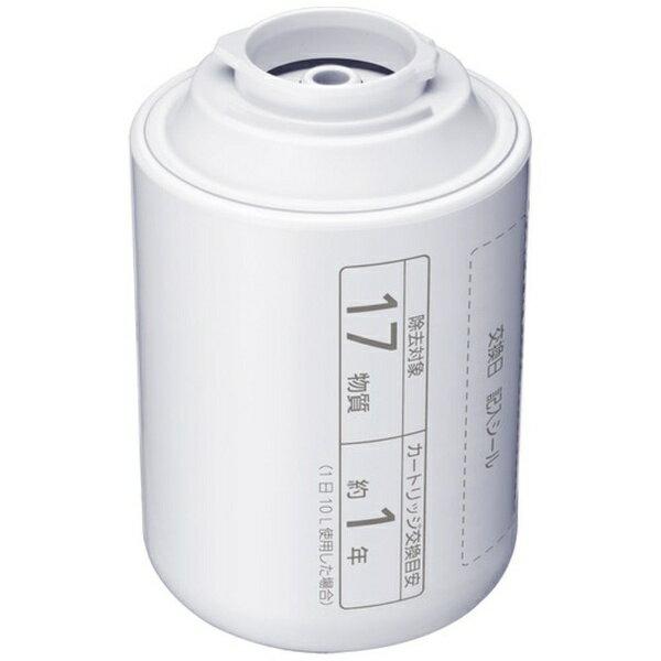 【送料無料】 パナソニック Panasonic 浄水器交換用カートリッジ TK-CJ22C1[TKCJ22C1]