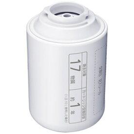 パナソニック Panasonic 交換用カートリッジ アルカリイオン整水器 ホワイト TK-CJ22C1 [1個][TKCJ22C1]