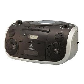 コイズミ KOIZUMI 【ビックカメラグループオリジナル】SDB-4810 ラジカセ [Bluetooth対応 /ワイドFM対応 /CDラジカセ][SDB4810K]【point_rb】