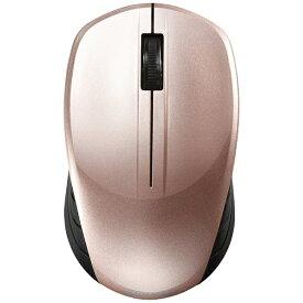 BUFFALO バッファロー BSMBW108BP マウス BSMBW108シリーズ ベージュピンク [BlueLED /3ボタン /USB /無線(ワイヤレス)][BSMBW108BP]