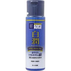 ロート製薬 ROHTO 肌研(肌ラボ)白潤プレミアム 薬用浸透美白化粧水 170ml【wtcool】