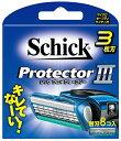 シック Schick Schick(シック) プロテクタースリー 替刃8個入 〔ひげそり〕[替え刃 髭剃り ヒゲソリ]【rb_pcp】
