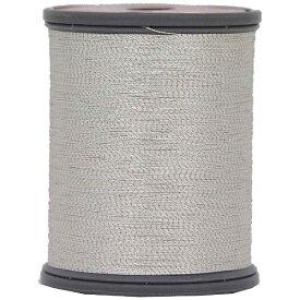 フジックス FUJIX キングスターミシン刺しゅう糸 [50番 /250m] 50-250M-902 銀