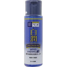 ロート製薬 ROHTO 肌研(肌ラボ)白潤プレミアム 薬用浸透美白化粧水 しっとり 170ml【rb_pcp】