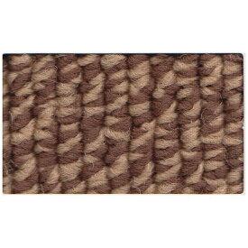 スミノエ SUMINOE カーペット ホームルフレ(8畳/352×352cm/ブラウン)【日本製】
