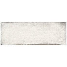 スミノエ SUMINOE カーペット スチームファー(6畳/261×352cm/ホワイト)【日本製】