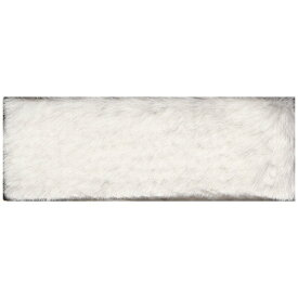 スミノエ SUMINOE カーペット スチームファー(8畳/352×352cm/ホワイト)【日本製】