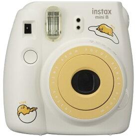 富士フイルム FUJIFILM インスタントカメラ 『チェキ』 instax mini 8「ぐでたま」[チェキ 本体 カメラ INSMINI8GUDETAMA]