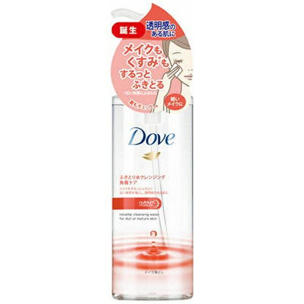 ユニリーバJCM Unilever Dove(ダヴ) ふきとり水クレンジング角質ケア 235ml 〔洗顔料〕