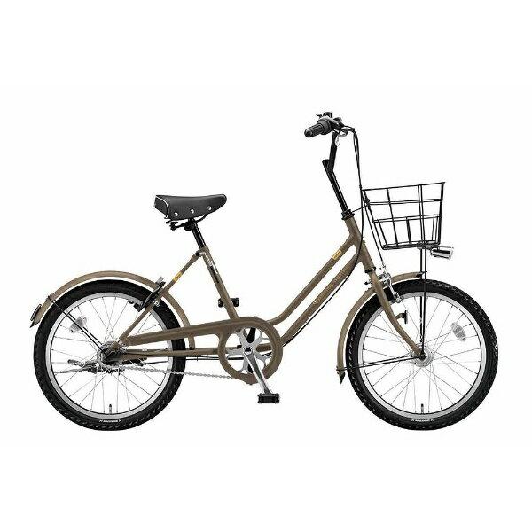 【送料無料】 ブリヂストン 20型 自転車 VEGAS(T.XHカーキ/内装3段変速) VG03T【2017年/点灯虫モデル】【組立商品につき返品不可】 【代金引換配送不可】