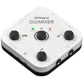 ローランド Roland スマートフォン用オーディオミキサー Audio mixer for Smartphones GO:MIXER