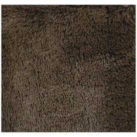 東谷 AZUMAYA ラグマット BLF-185BR(185×185cm/ブラウン)