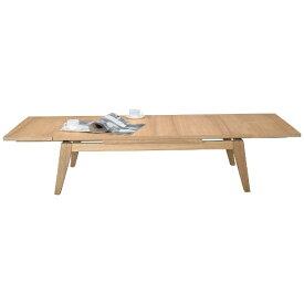 東谷 AZUMAYA エクステンションテーブル コパン CPN-102NA(W120(180)×D65×H36cm)