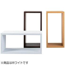 東谷 AZUMAYA パズルラック ダイゾー NWS-557WH(W54×D23×H27cm)