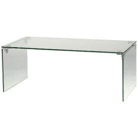 東谷 AZUMAYA ガラステーブル PT-26(W100×D50×H38.5cm)