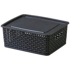 東谷 AZUMAYA ボックスS アミー LFS-691BK(W36×D30×H13.5cm)