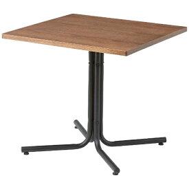 東谷 AZUMAYA カフェテーブル ダリオ END-223TBR(W75×D75×H67cm)