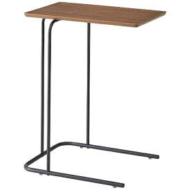 東谷 サイドテーブル アーロン END-222BR(W35×D47×H60cm)