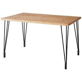東谷 AZUMAYA ダイニングテーブル NW-113MBR(W120×D70×H70cm)
