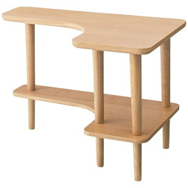東谷 AZUMAYA サイドテーブル NYT-781NA(W80×D50×H52cm)