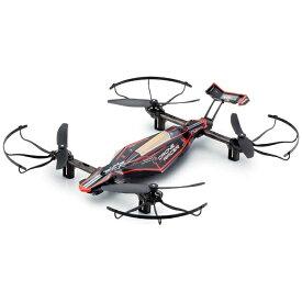 京商 KYOSHO ドローン 1/18スケール ラジオコントロール DRONE RACER ZEPHYR(ドローンレーサー ゼファー)レディセット フォースブラック 20572BK[20572BK]