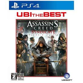 ユービーアイソフト Ubisoft ユービーアイ・ザ・ベスト アサシン クリード シンジケート【PS4ゲームソフト】 【代金引換配送不可】