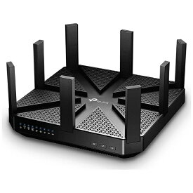 TP-Link Archer C5400 wifiルーター Archer ブラック [ac/n/a/g/b][無線LANルーター ARCHERC5400]