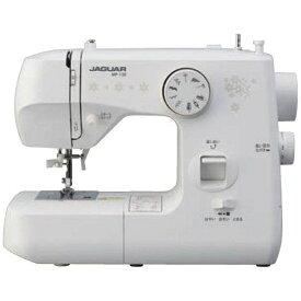 ジャガー JAGUAR MP-130 ミシン ホワイト [電動ミシン][電動ミシン コンパクト 初心者 MP130]