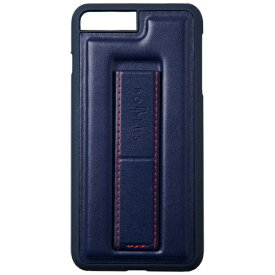 ROA ロア iPhone 7 Plus用 STAND & GRIP CASE ネイビー BOB Plus BP9378i7P