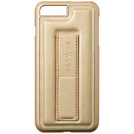 ROA ロア iPhone 7 Plus用 STAND & GRIP CASE ゴールド BOB Plus BP9379i7P