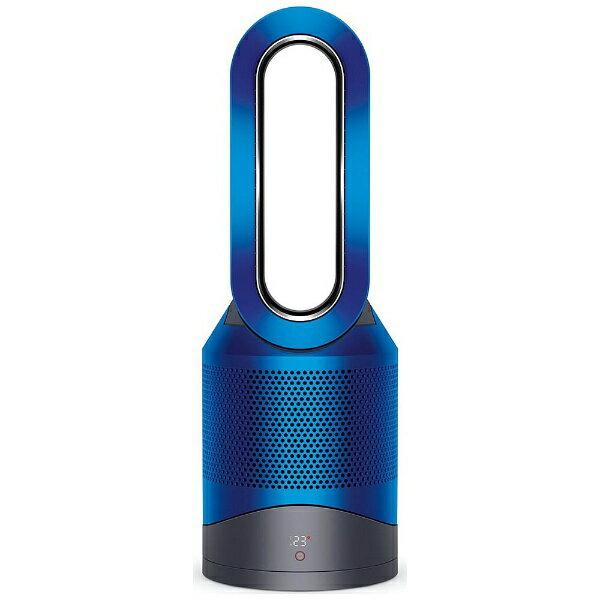 【送料無料】 ダイソン 【DCモーター搭載】 リモコン・空気清浄機能付ファンヒーター 「Dyson Pure Hot + Cool Link」(〜8畳) HP03IB アイアン/ブルー[HP03IB]
