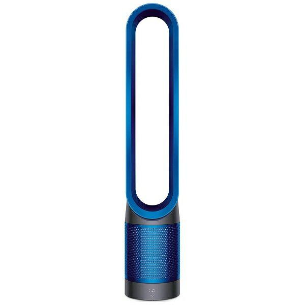 【送料無料】 ダイソン 【DCモーター搭載】 リモコン・空気清浄機能付タワーファン 「Dyson Pure Cool Link」 TP03IB アイアン/ブルー[TP03IB]