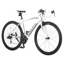 オオトモ OTOMO 700×28C型 ロードバイク UARNOS(ホワイト/470サイズ《適応身長:160cm以上》) CAR-015-CC【2017年モデル】【組立商品につき返品不可】 【代金引換配送不可】