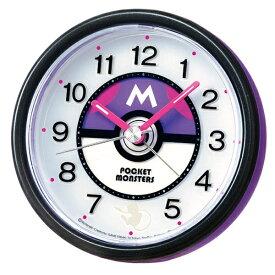 セイコー SEIKO 目覚まし時計 「ポケモンモン マスターボール目覚まし時計」 CQ420Z