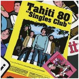 ビクターエンタテインメント Victor Entertainment タヒチ80/Singles Club 初回限定盤 【CD】