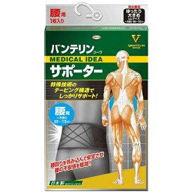 KOWA 興和 バンテリンコーワサポーター腰用ゆったり大きめ ブラック