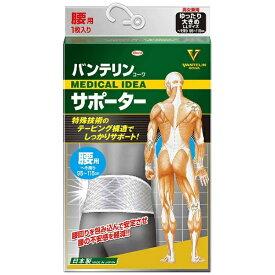 KOWA 興和 VANTELIN KOWA(バンテリンコーワ)サポーター腰用ゆったり大きめ シャイニンググレー