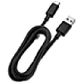 ワイモバイル Y!Mobile Pocket WiFi 603HW用 1.0m[USB-C ⇔ USB-A]ケーブル ブラック HWDCM1